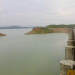 Bansagar Dam Walls