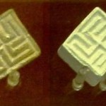 Swastika Seals from the Indus Valley Civilization preserved at the British Museum